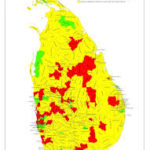 covid 19 patients map in sri lanka live